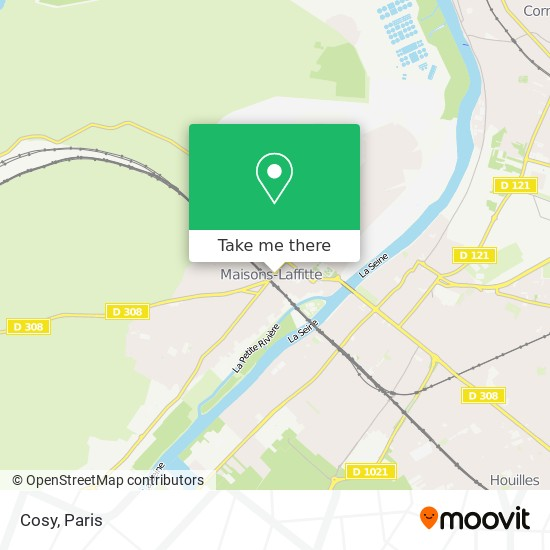 Cosy map