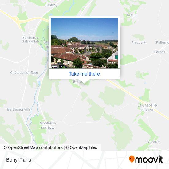 Mappa Buhy