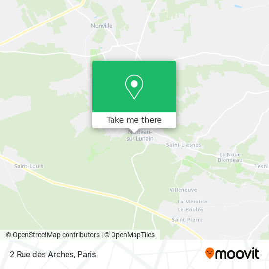 2 Rue des Arches map