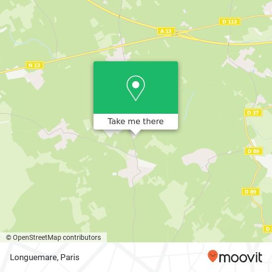 Mapa Longuemare