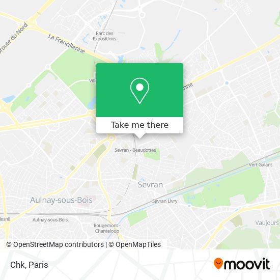 Chk mapa