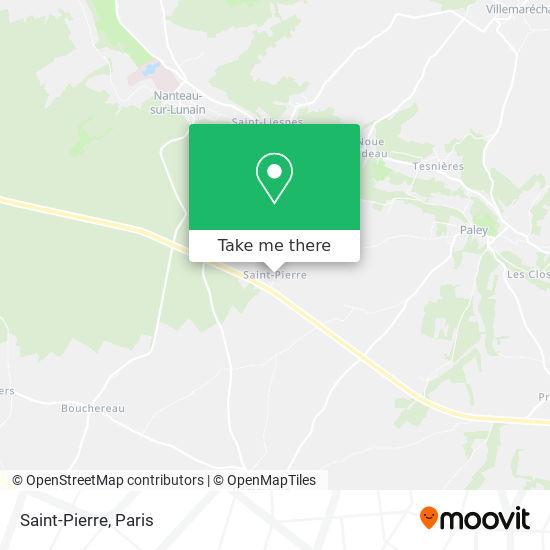 Le Bouloy map