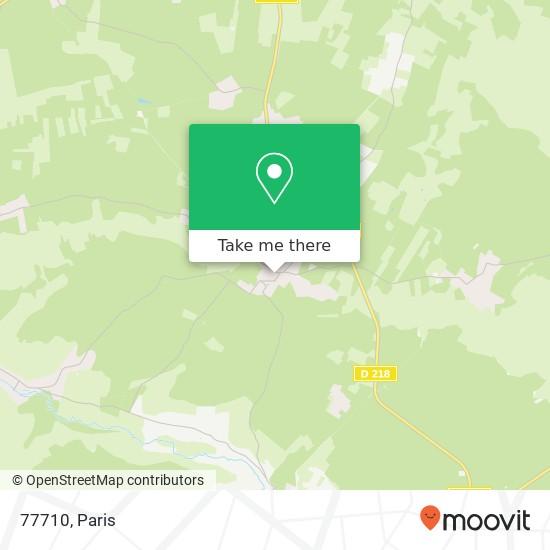 Mapa 77710