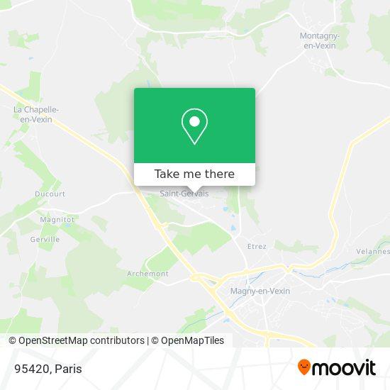Mappa 95420