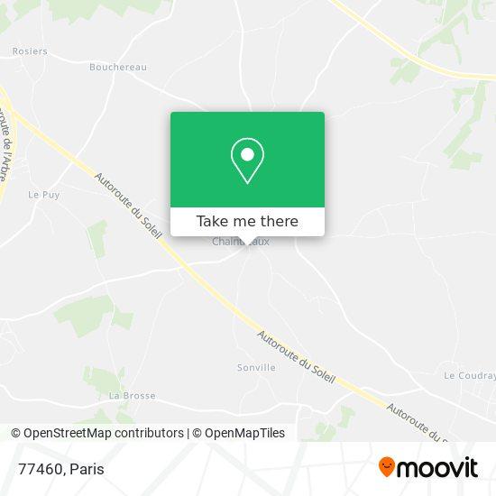 77460 mapa