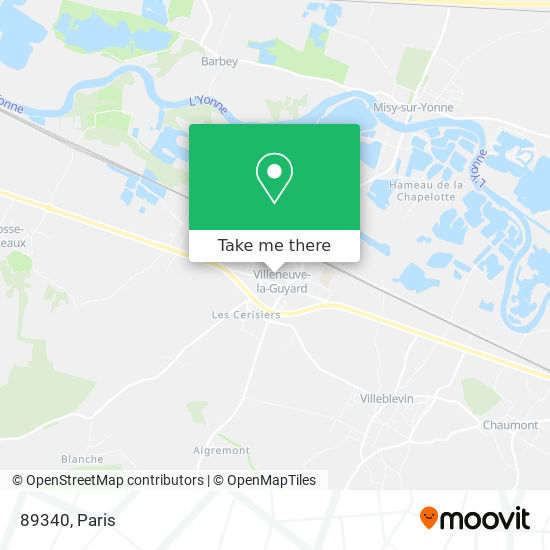 Mapa 89340