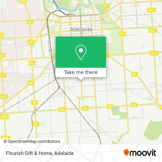 How To Get To Flourish Gift Home In Goodwood By Bus Train Or Light Rail Moovit