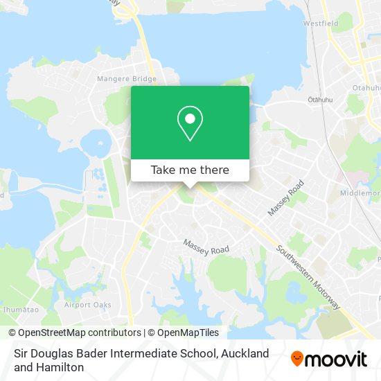 Sir Douglas Bader Intermediate School map