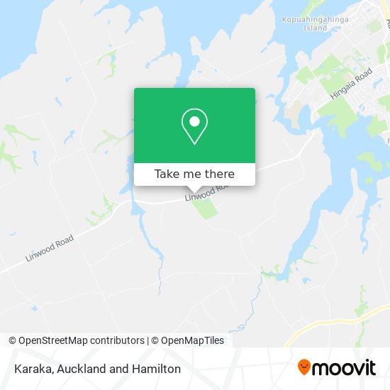 Karaka map