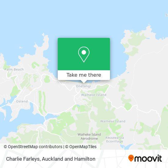 Charlie Farleys map