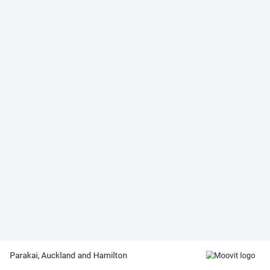 Parakai map