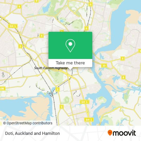 Doti map