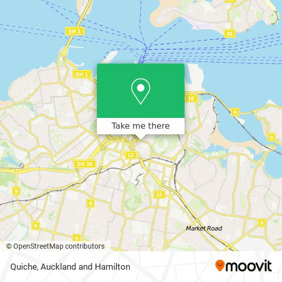 Quiche map