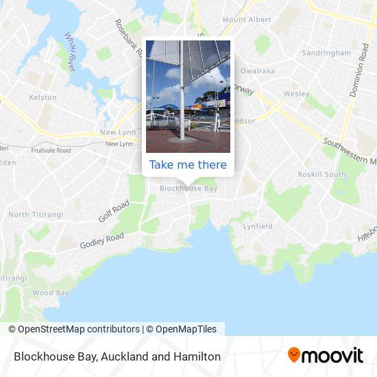 Blockhouse Bay map