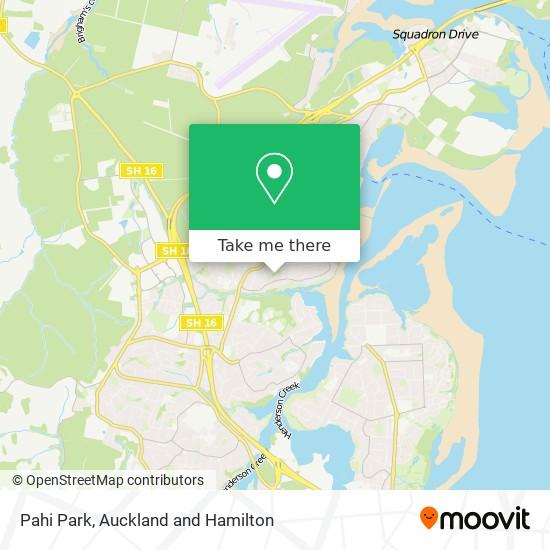 Pahi Park map