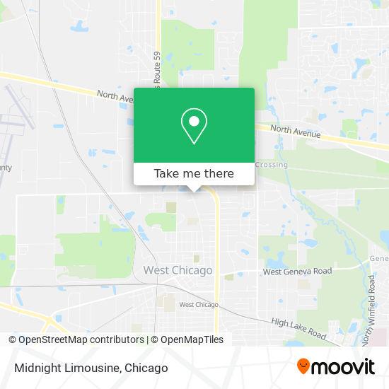 Midnight Limousine mapa