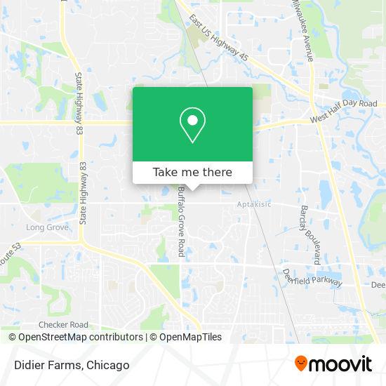 Mapa de Didier Farms