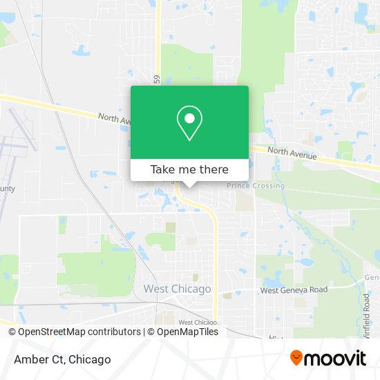 Mapa de Amber Ct