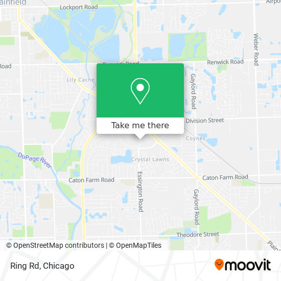 Ring Rd地图