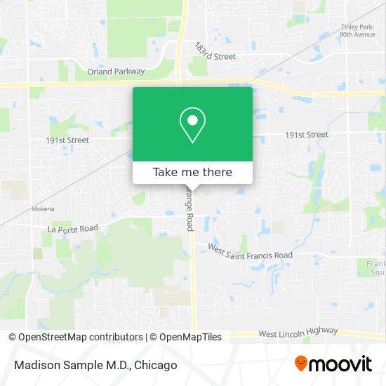 Madison Sample M.D. plan