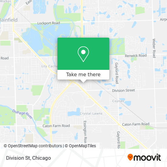 Division St地图