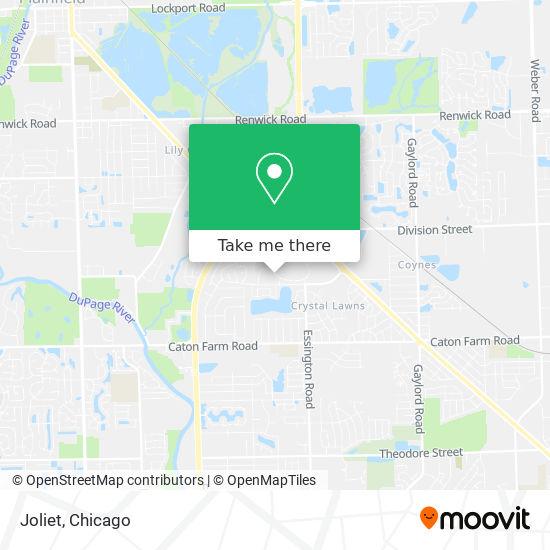 Joliet地图