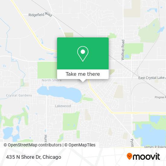 435 N Shore Dr plan