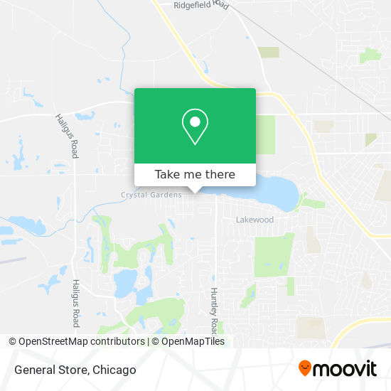 General Store plan