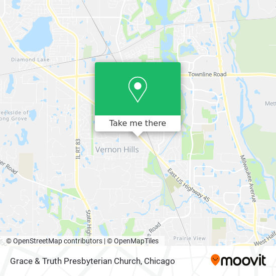 Grace & Truth Presbyterian Church map