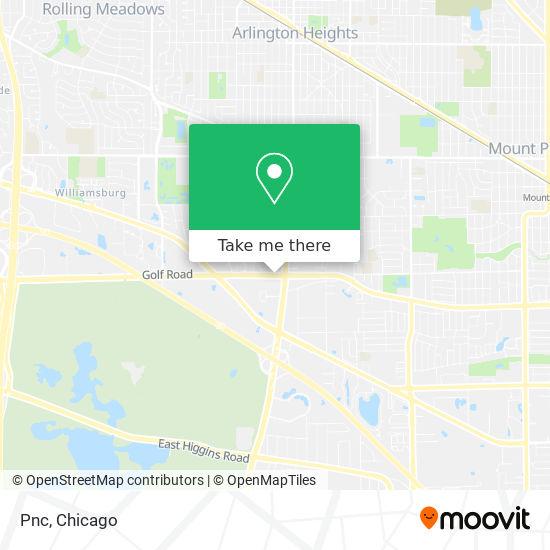 Mapa de Pnc