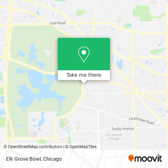 Elk Grove Bowl地图