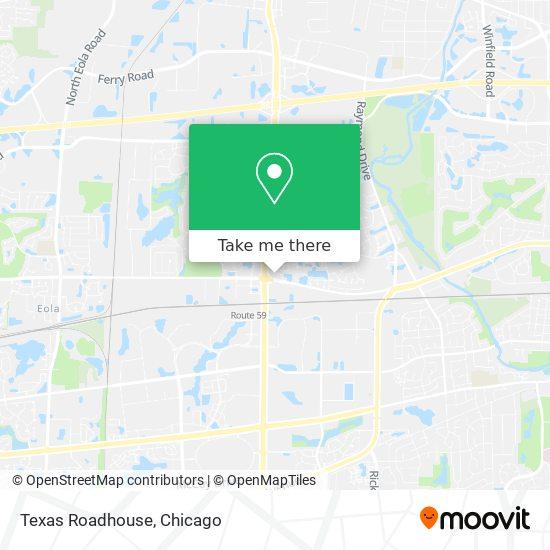 Texas Roadhouse地图