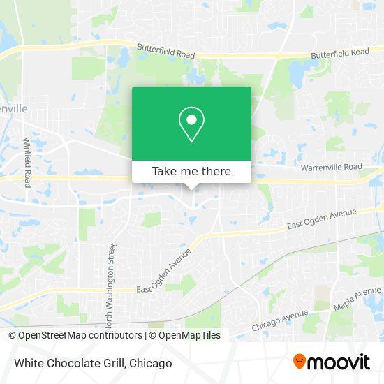 White Chocolate Grill地图