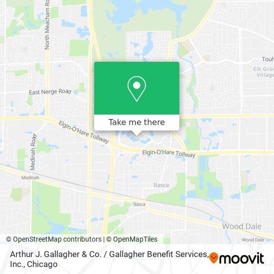 Arthur J. Gallagher & Co. / Gallagher Benefit Services, Inc. plan