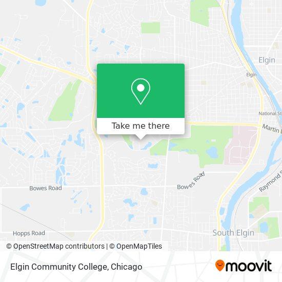 Elgin Community College plan