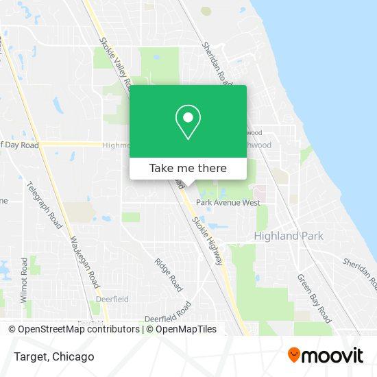 Target地图
