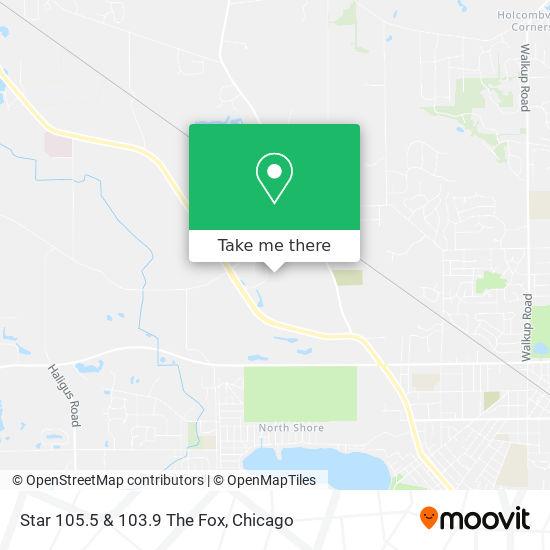 Star 105.5 & 103.9 The Fox plan