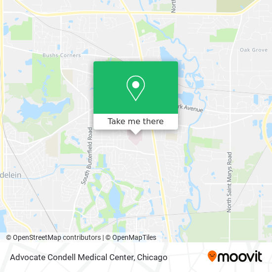Advocate Condell Medical Center plan