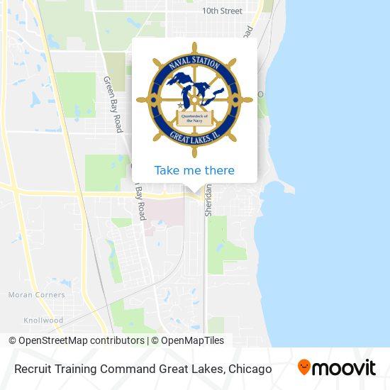 Recruit Training Command Great Lakes plan
