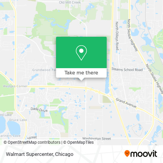 Walmart Supercenter plan