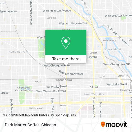 Dark Matter Coffee plan