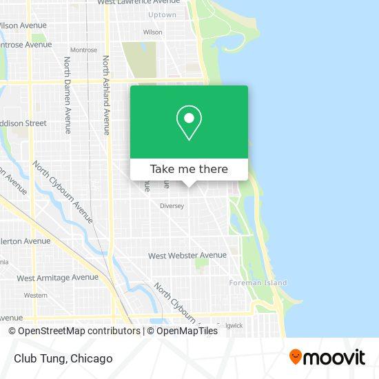 Club Tung map