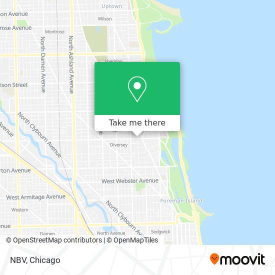 NBV map