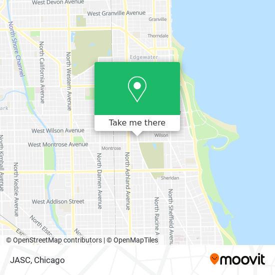 JASC map