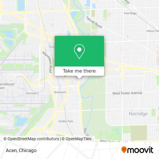 Acen map