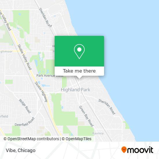 Vibe map