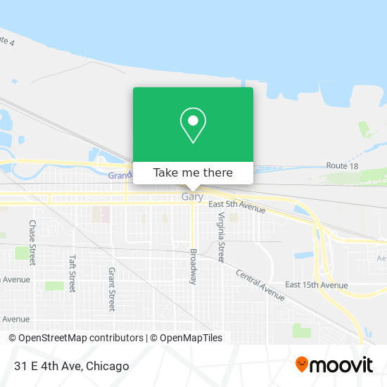 31 E 4th Ave mapa