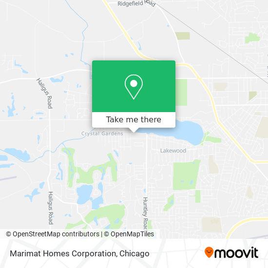 Marimat Homes Corporation plan