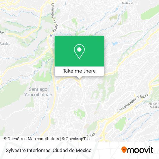 Sylvestre Interlomas plan