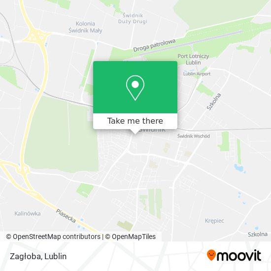 Карта Zagłoba